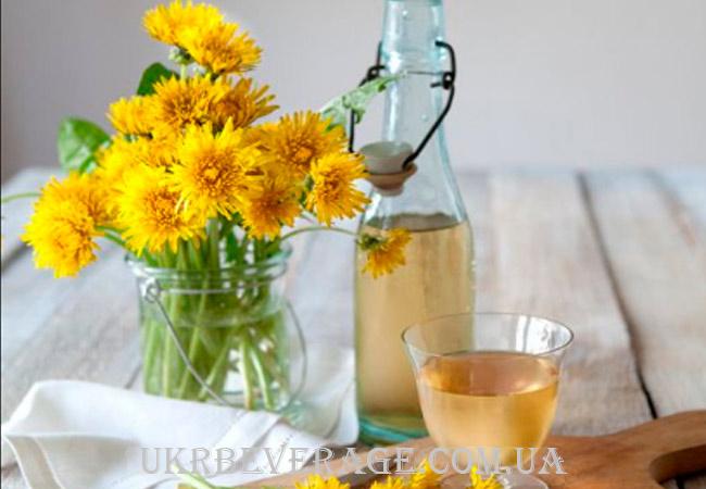 """""""Сонце в бокалі"""" (вино з кульбабки)"""