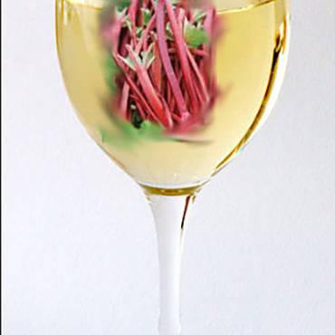 Вино из ревеня (румбамбара)